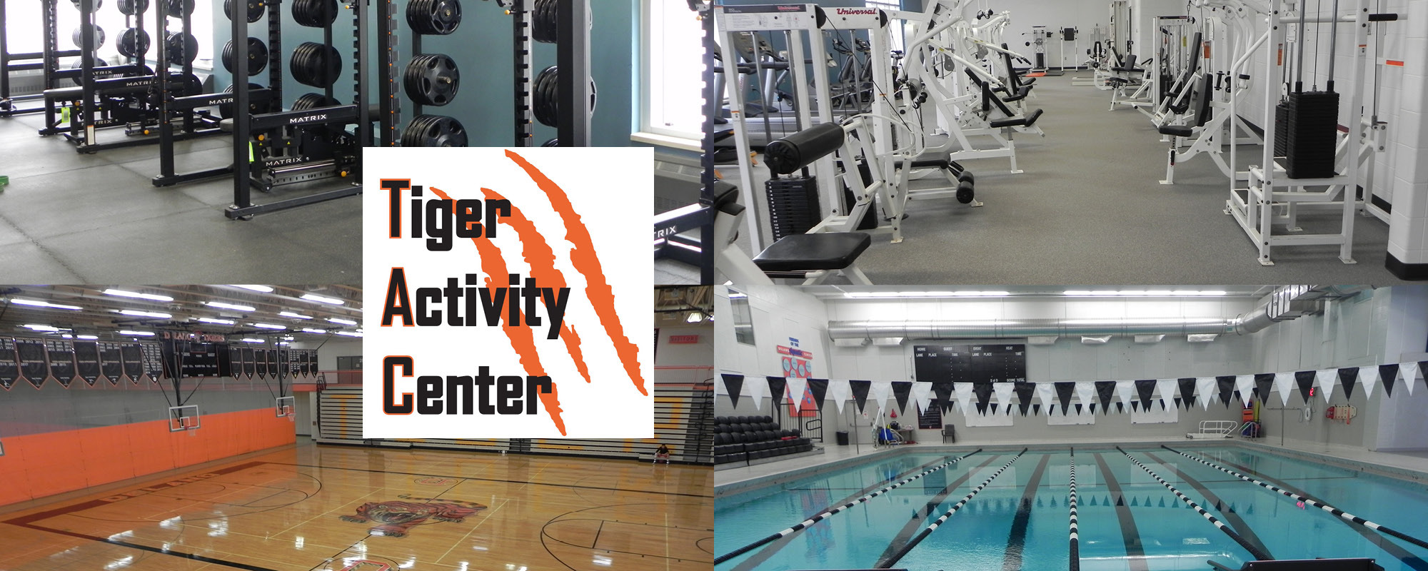 Check out the Tiger Activity Center!