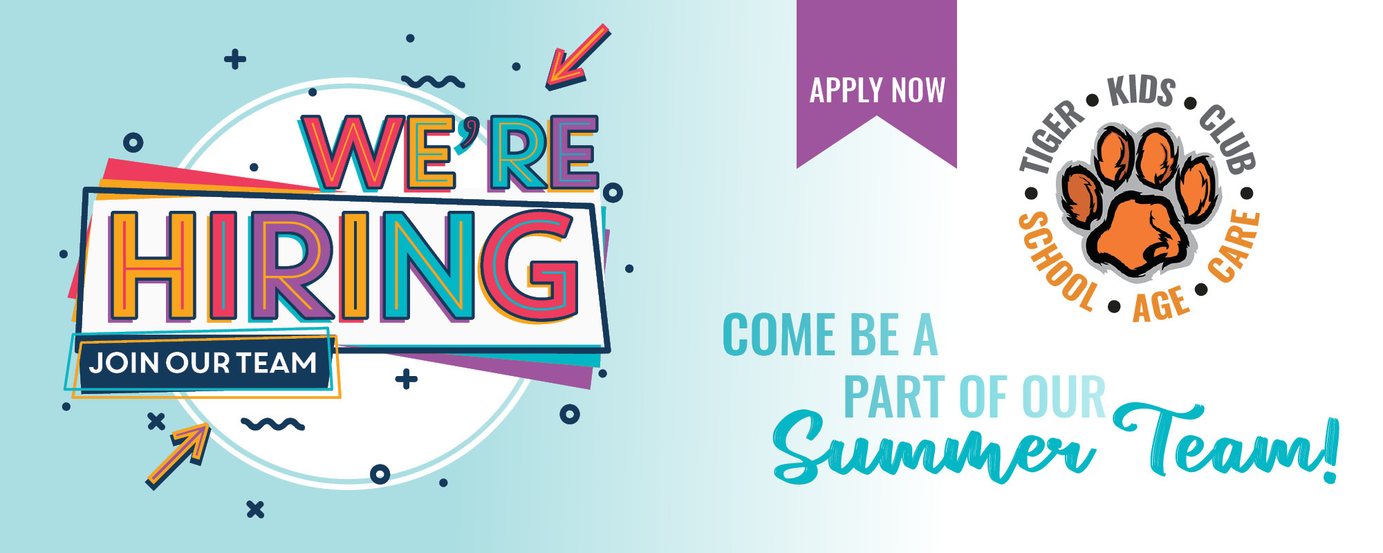 TKC Summer is Hiring!
